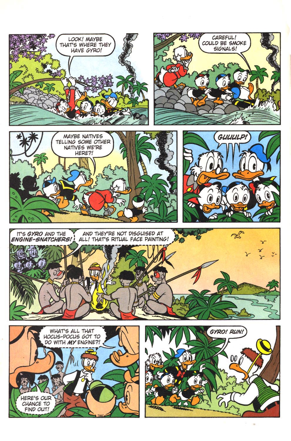 Uncle Scrooge (1953) Issue #307 #307 - English 10