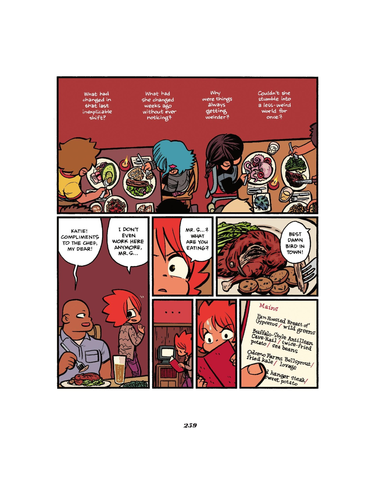 Read online Seconds comic -  Issue # Full - 259