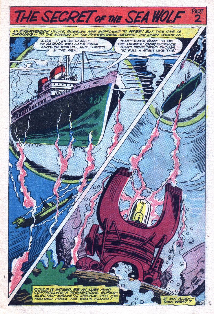 Read online Sea Devils comic -  Issue #33 - 16