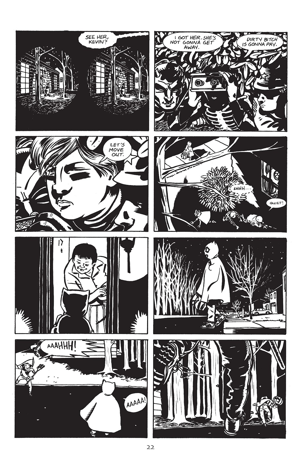 Stray Bullets Issue #2 #2 - English 24