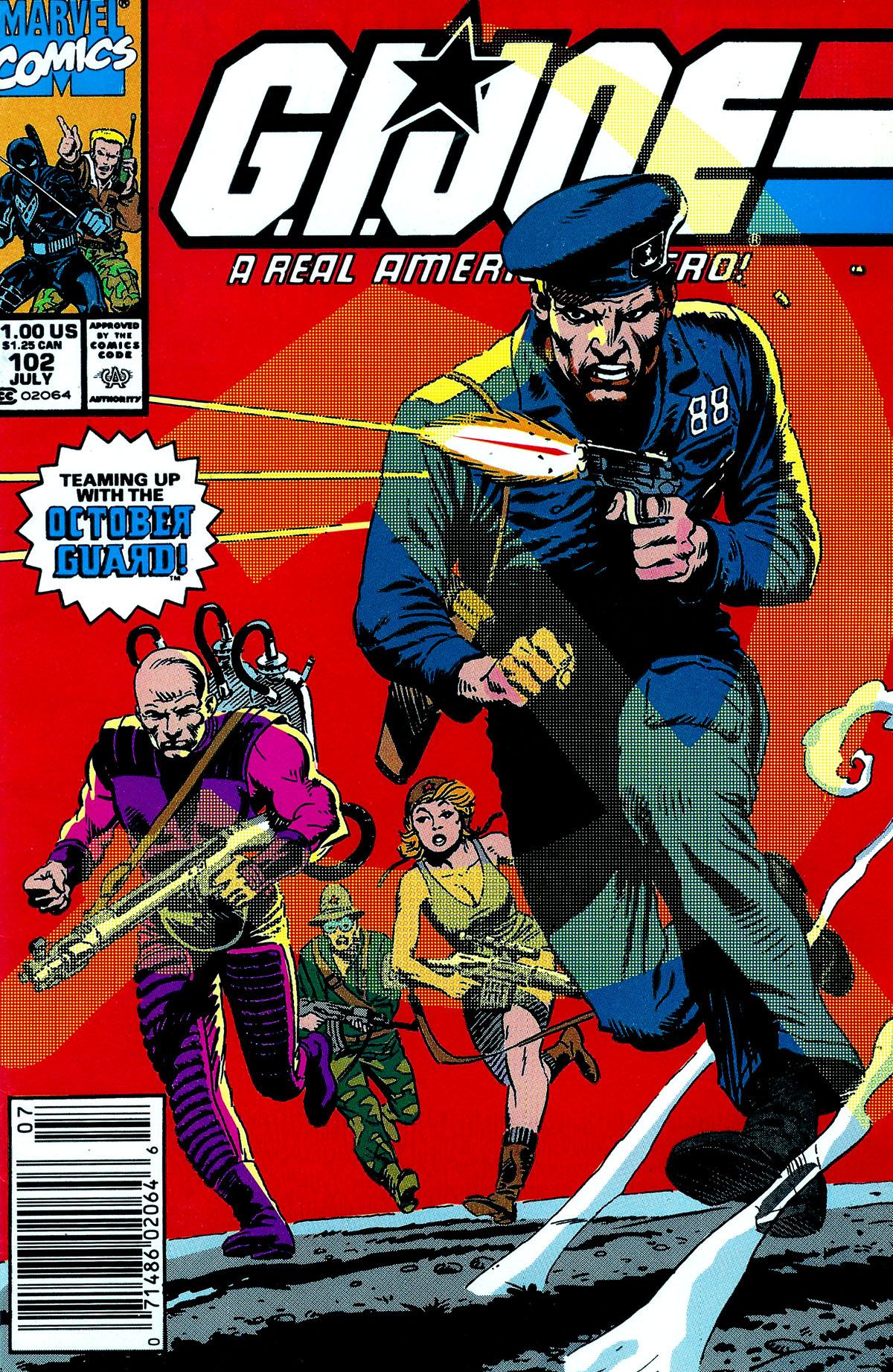 G.I. Joe: A Real American Hero 102 Page 1