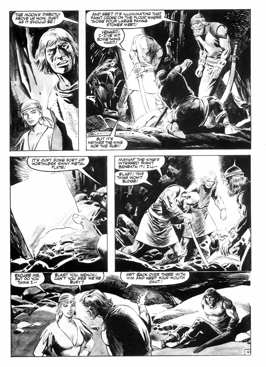 The Savage Sword Of Conan Issue #98 #99 - English 47
