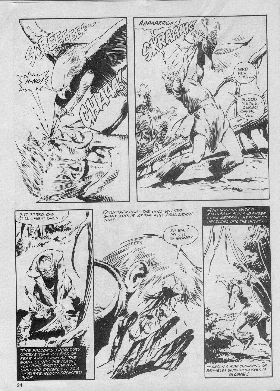 The Savage Sword Of Conan Issue #61 #62 - English 24
