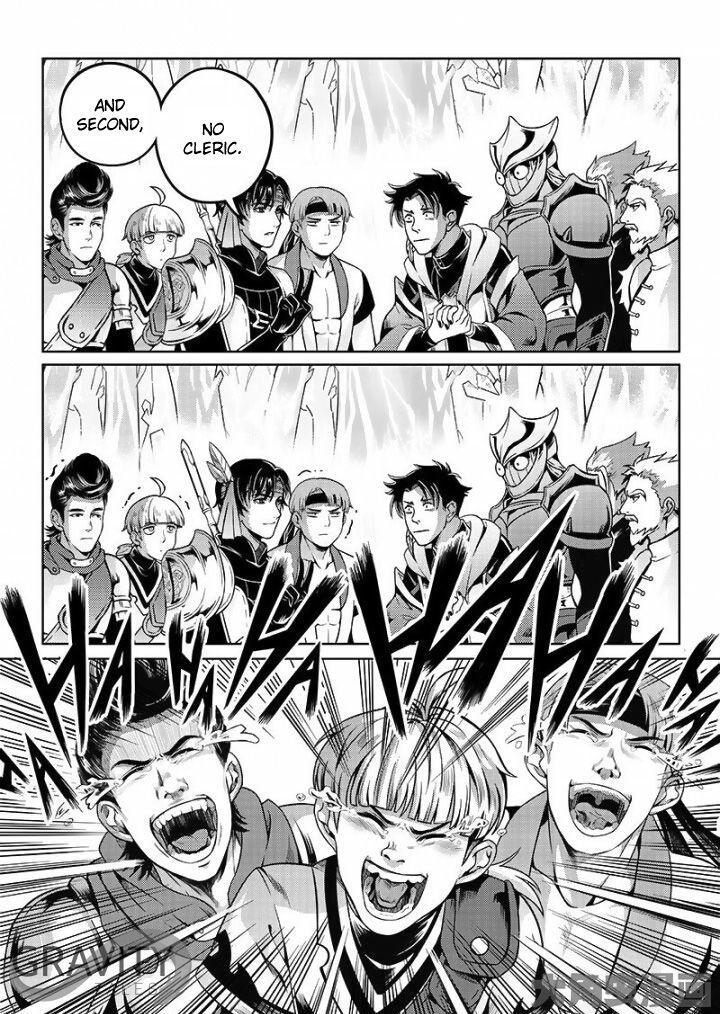 Quan Zhi Gao Shou vol.001 ch.016.001