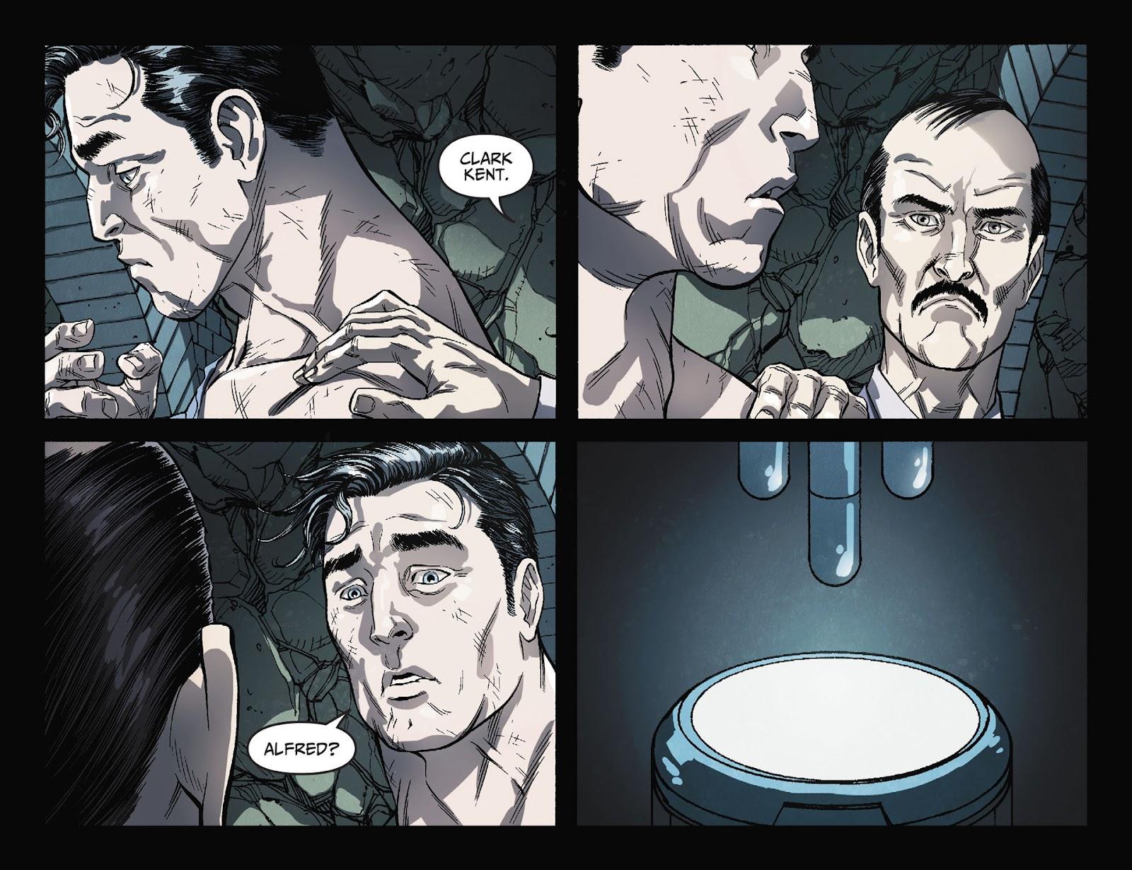 Injustice: Gods Among Us [I] Issue #36 #37 - English 12