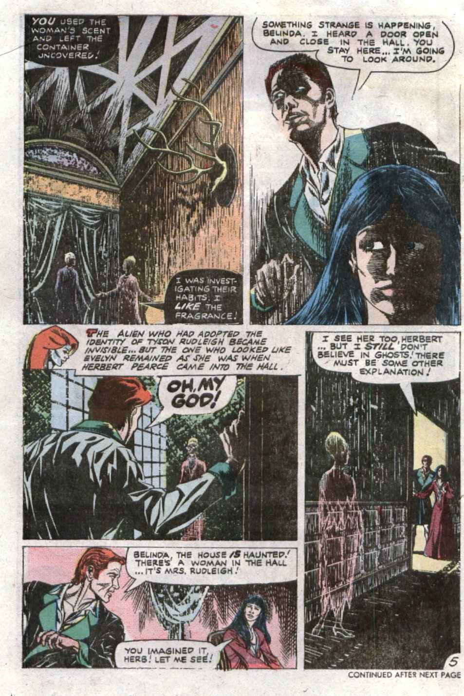 Read online Scary Tales comic -  Issue #7 - 16