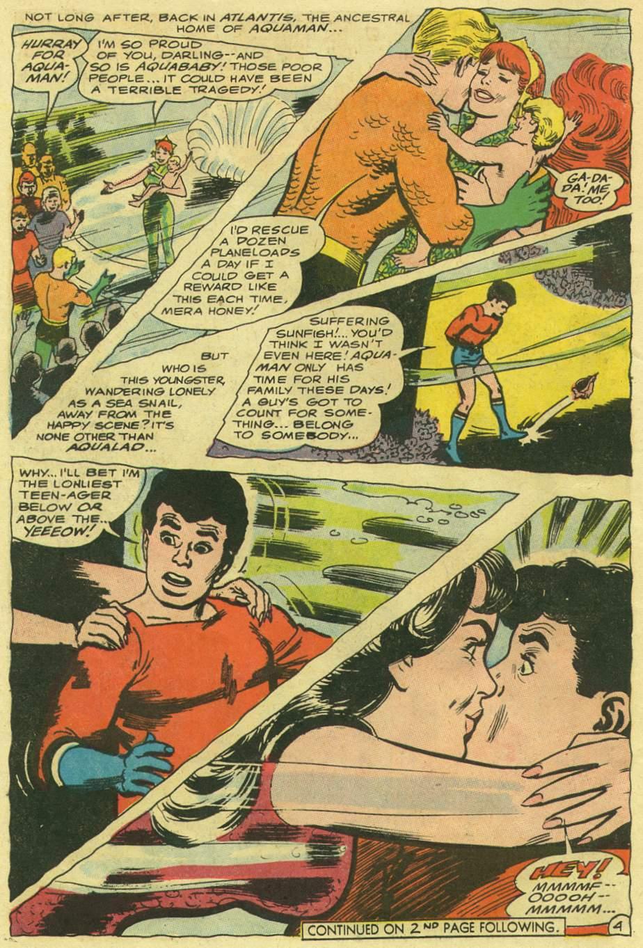 Aquaman (1962) Issue #33 #33 - English 6