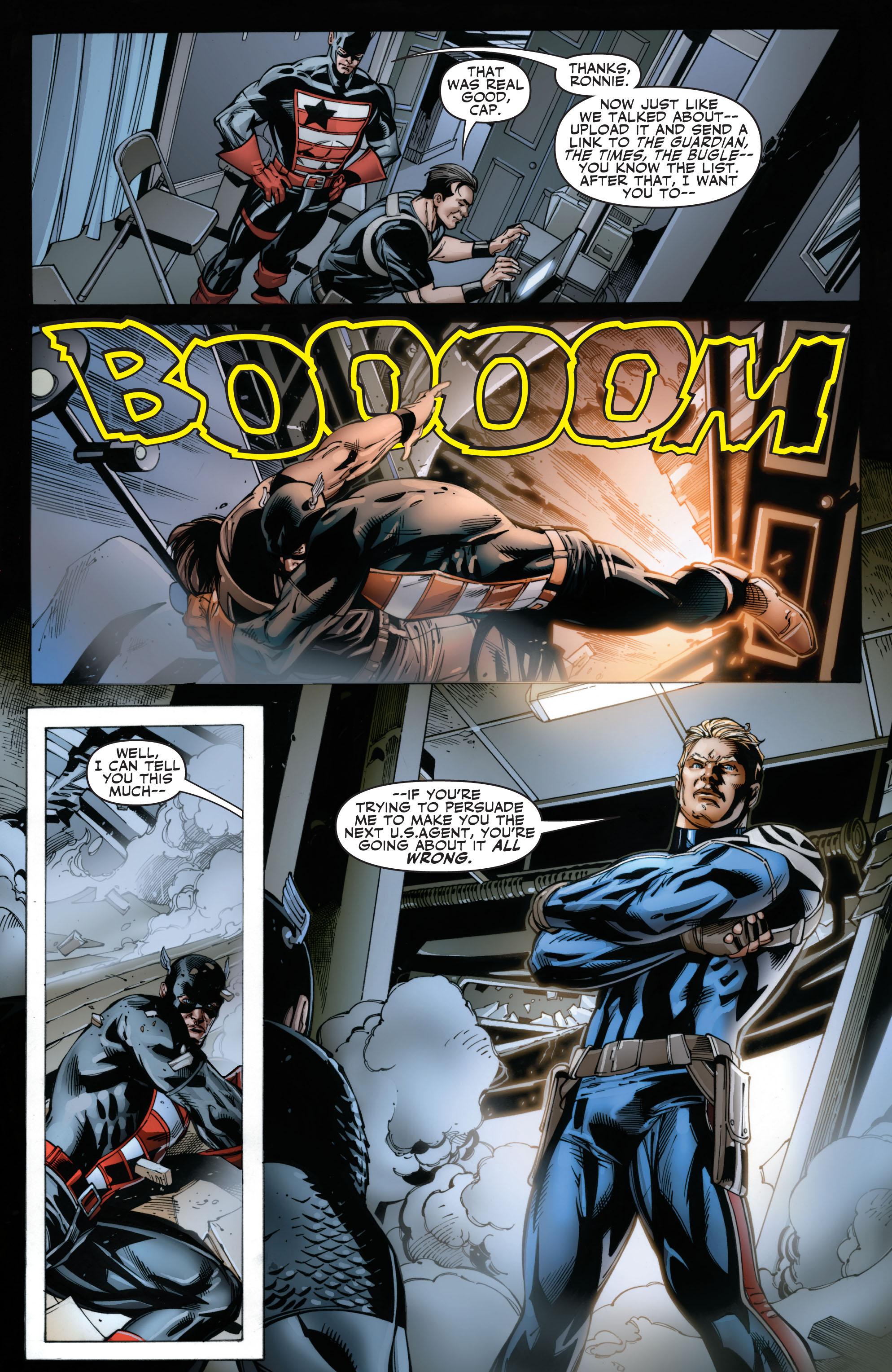 Read online Secret Avengers (2010) comic -  Issue #12.1 - 21