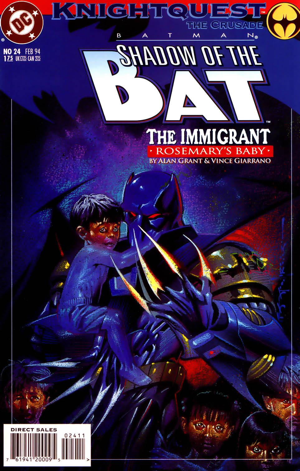 Batman: Knightfall The_Crusade_-_14 Page 1