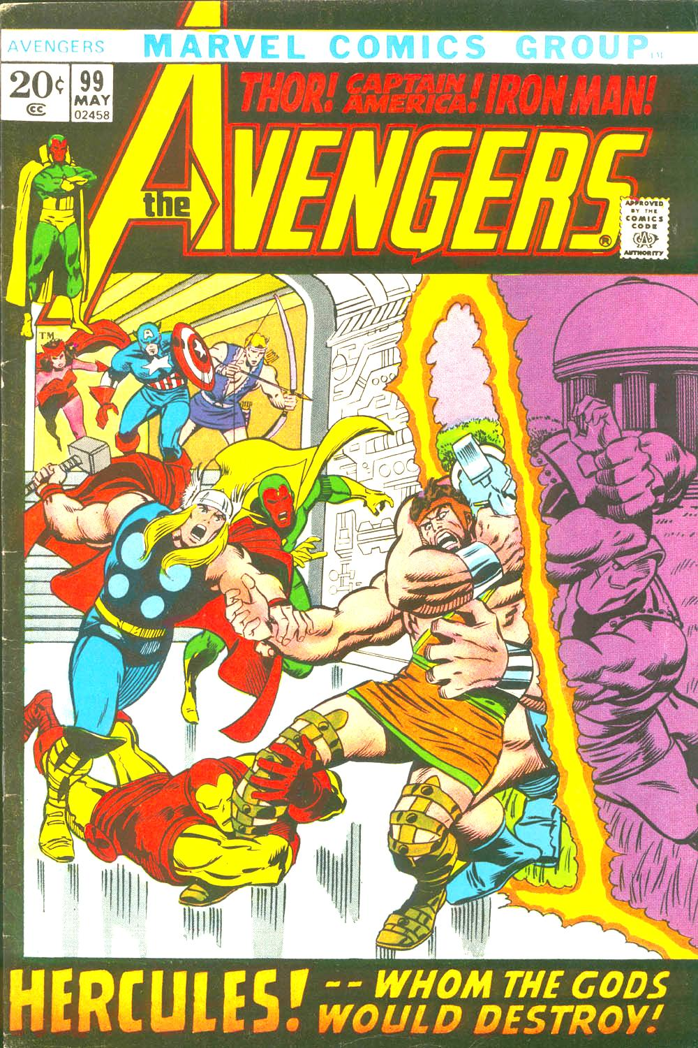 The Avengers (1963) 99 Page 1