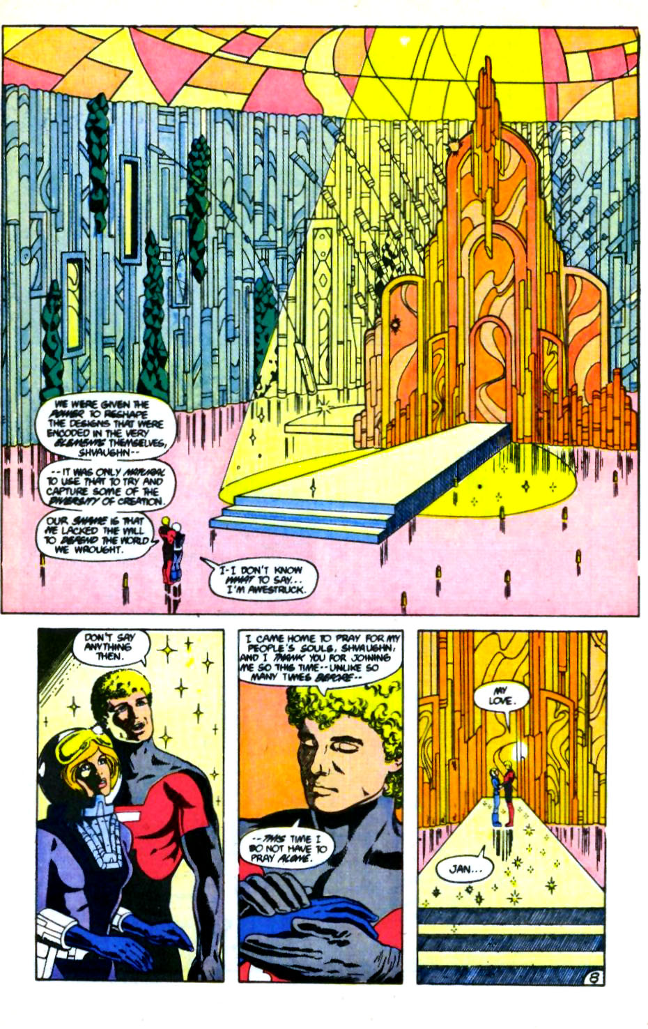 Tales of the Legion Issue #352 #39 - English 9