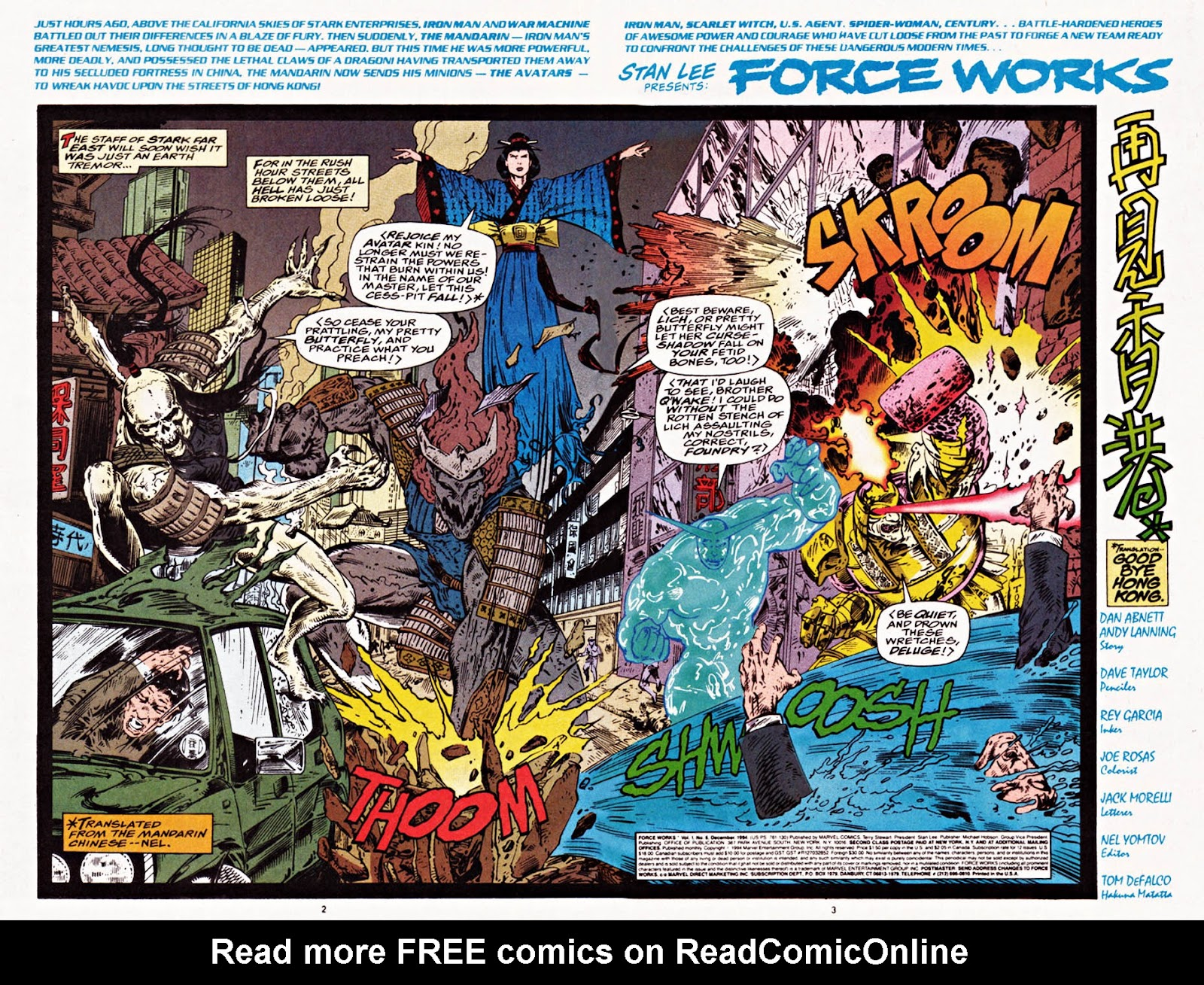 Force Works Issue #6 #6 - English 3