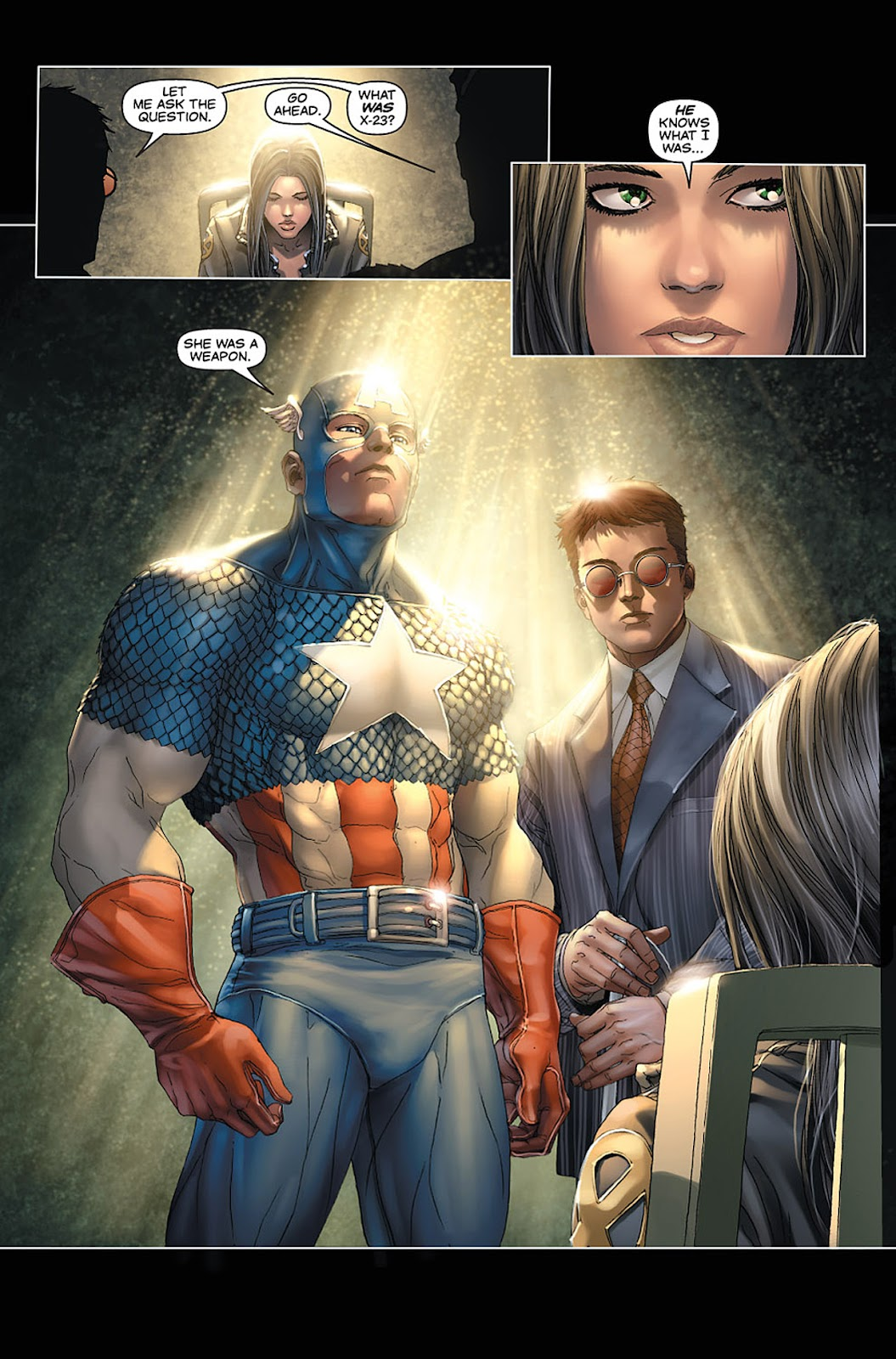 X-23: Target X Issue #1 #1 - English 26