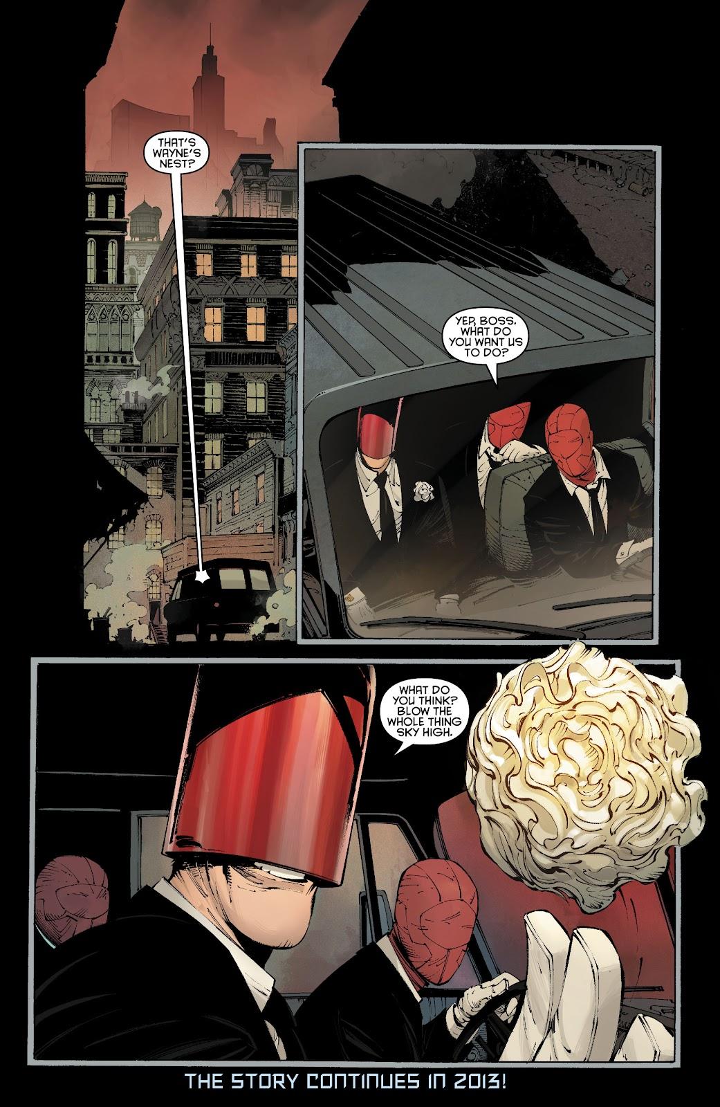 Batman (2011) Issue #0 #15 - English 21