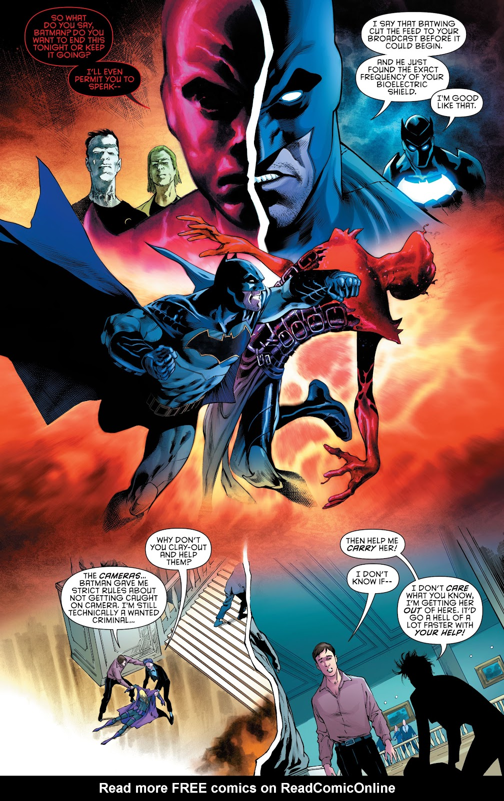 Detective Comics (2016) Issue #944 #11 - English 10