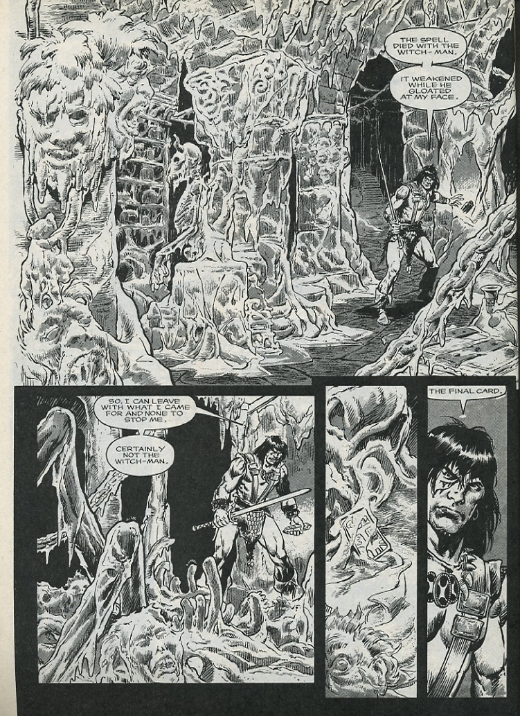 The Savage Sword Of Conan Issue #176 #177 - English 58