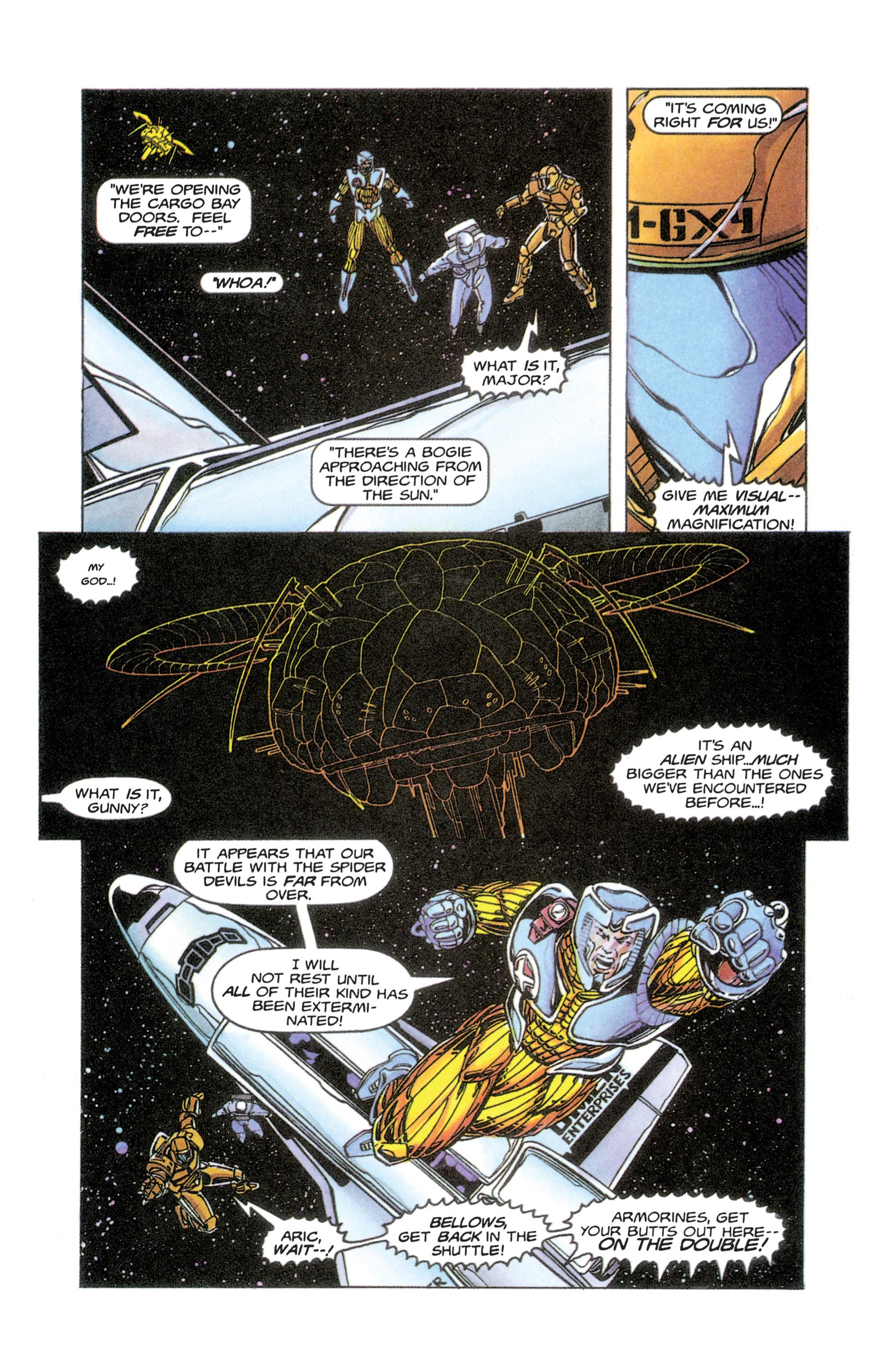 Armorines (1994) 6 Page 6