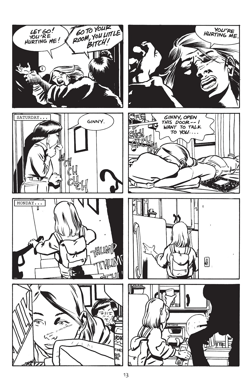 Stray Bullets Issue #7 #7 - English 15