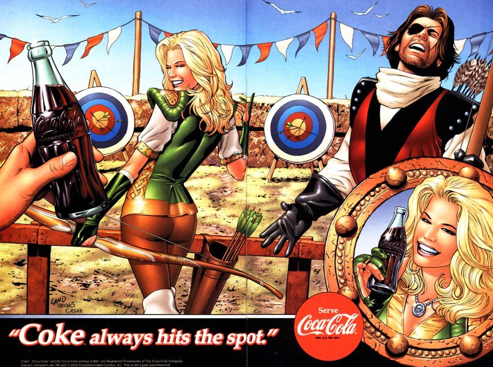 Read online Scion comic -  Issue #22 - 33