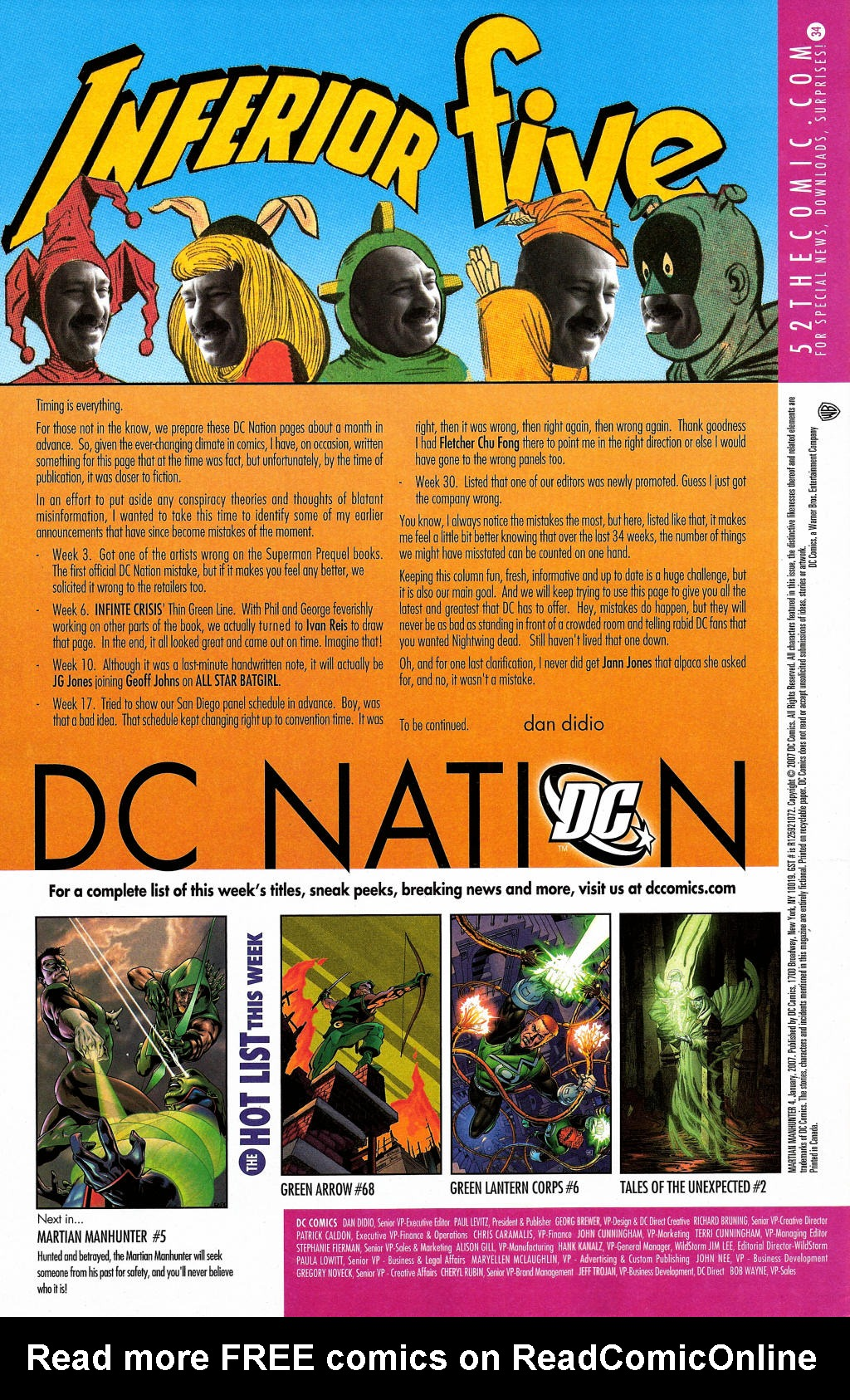 Read online Martian Manhunter (2006) comic -  Issue #4 - 41