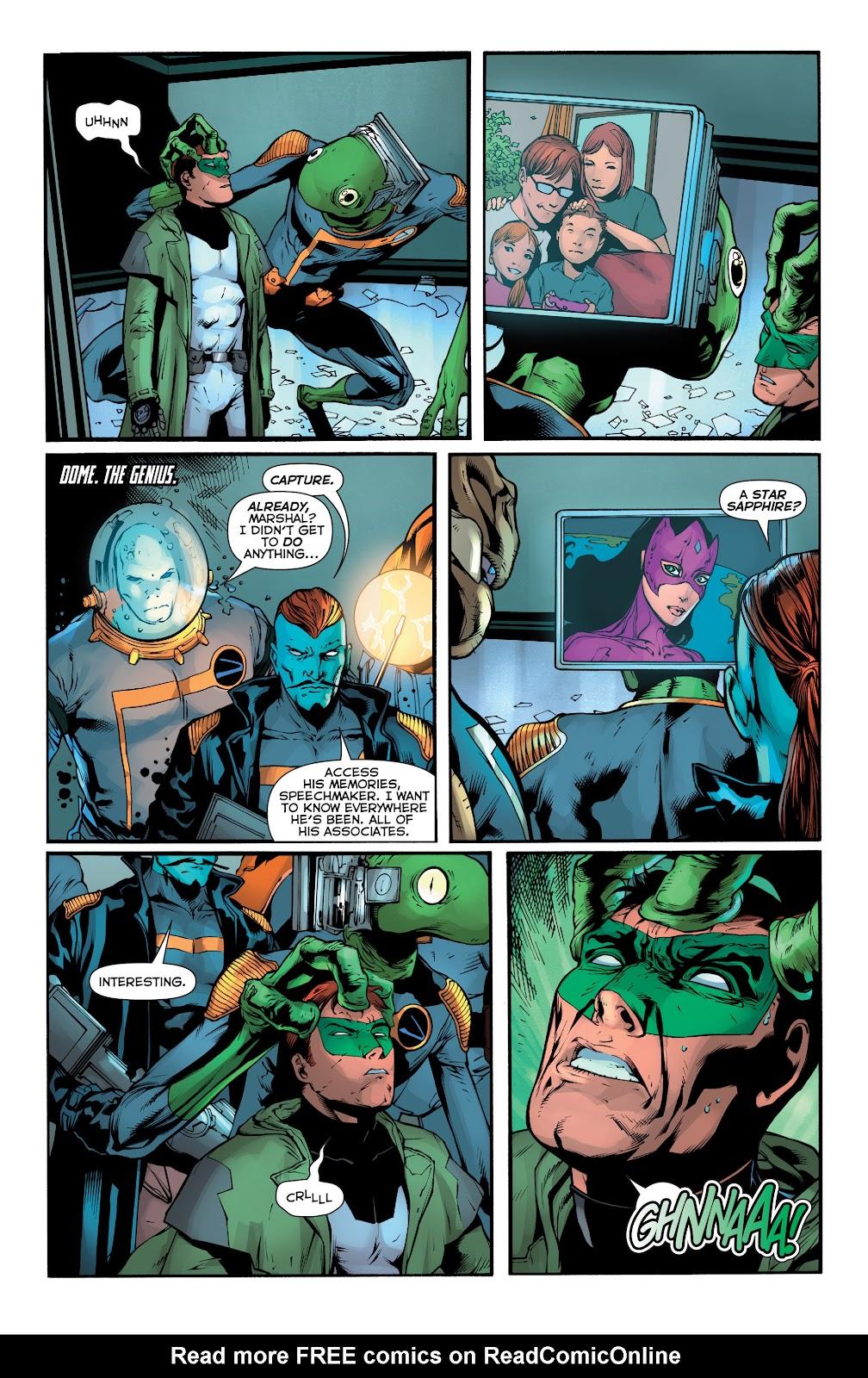 Green Lantern (2011) Issue #52 #61 - English 10