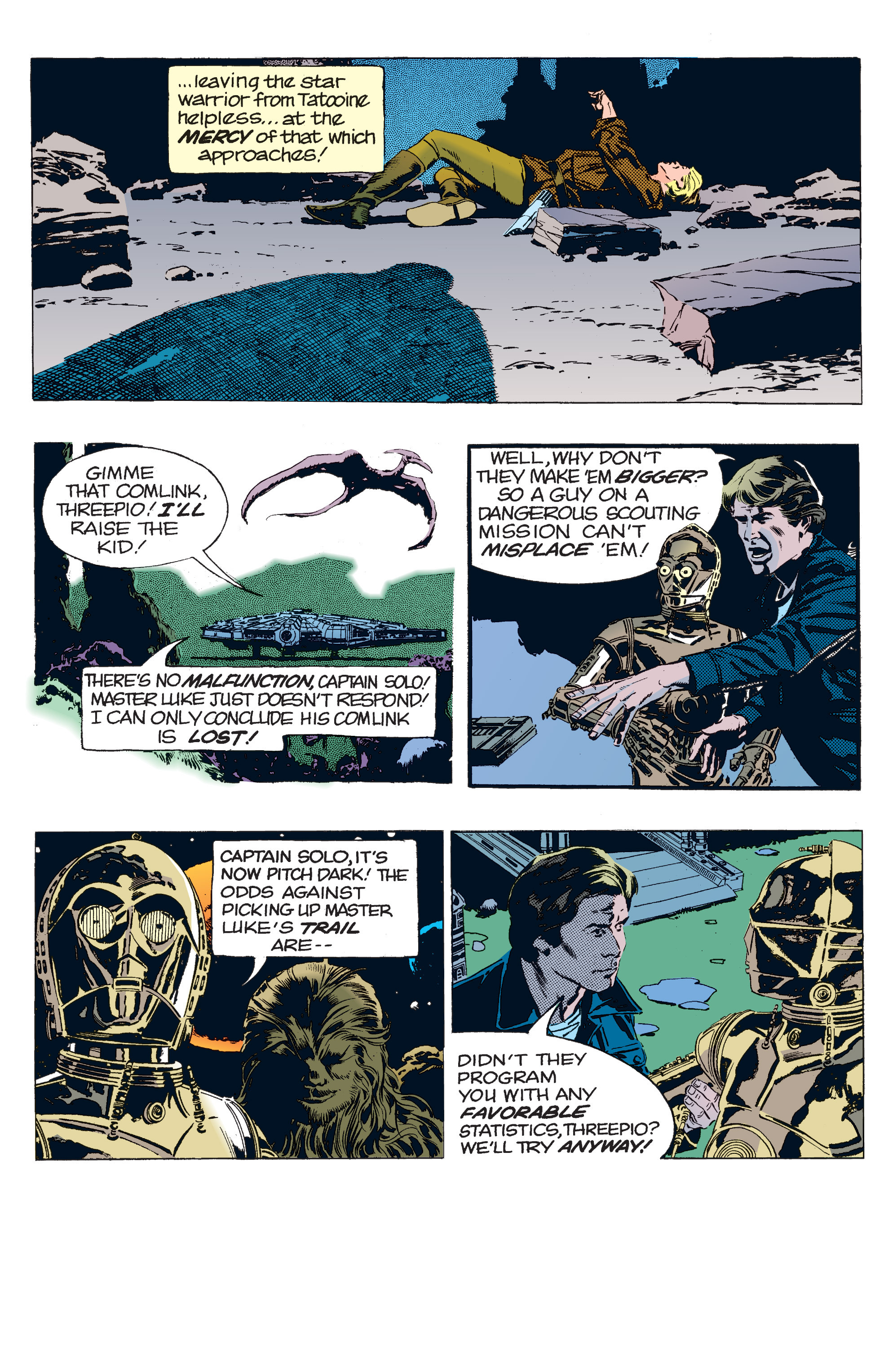 Classic Star Wars #18 #18 - English 6