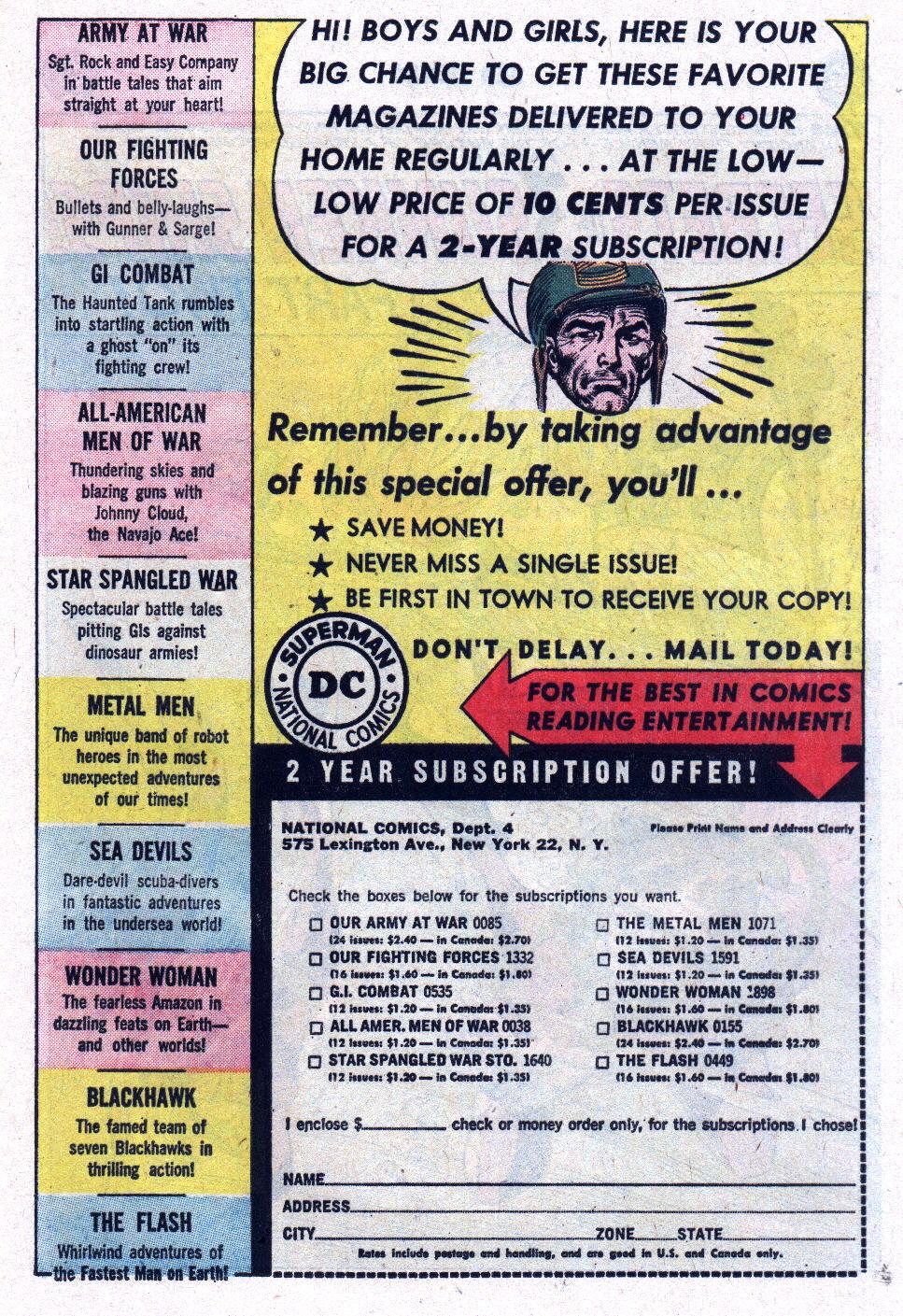 Read online Sea Devils comic -  Issue #13 - 13