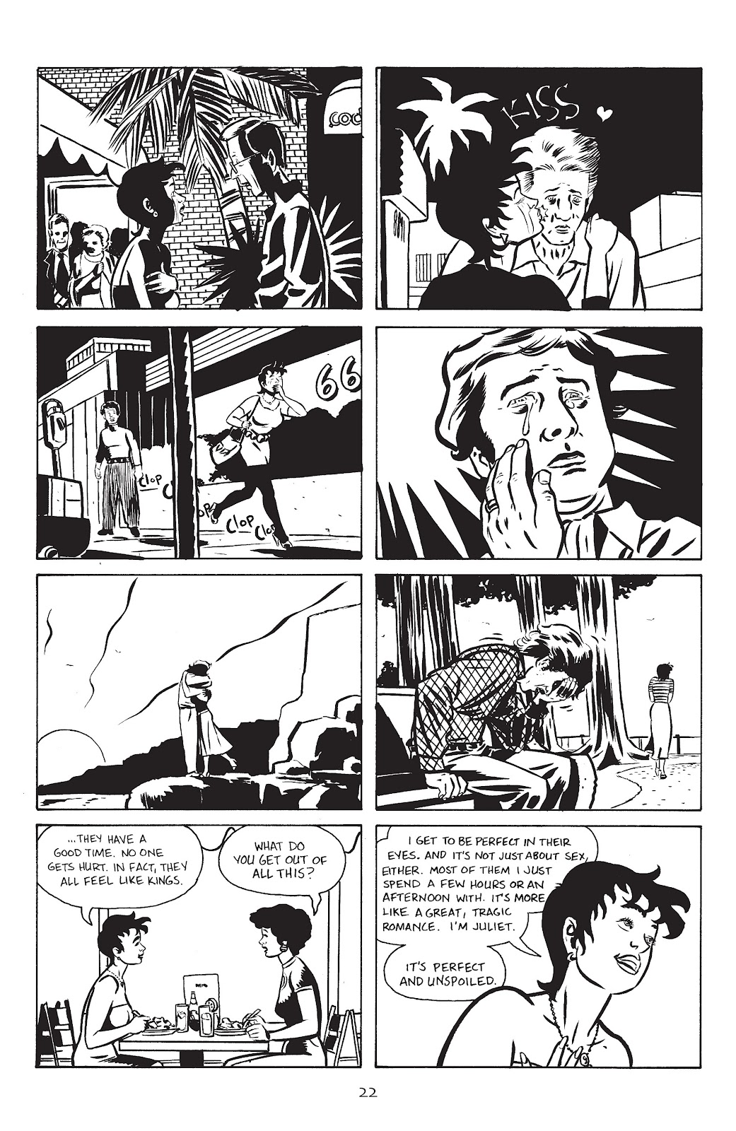 Stray Bullets Issue #19 #19 - English 24