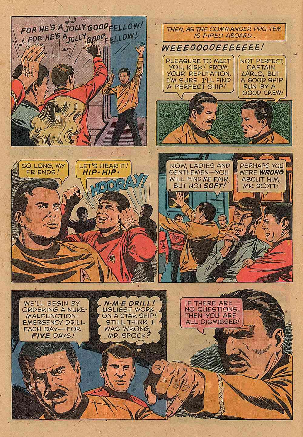 Star Trek (1967) Issue #38 #38 - English 5