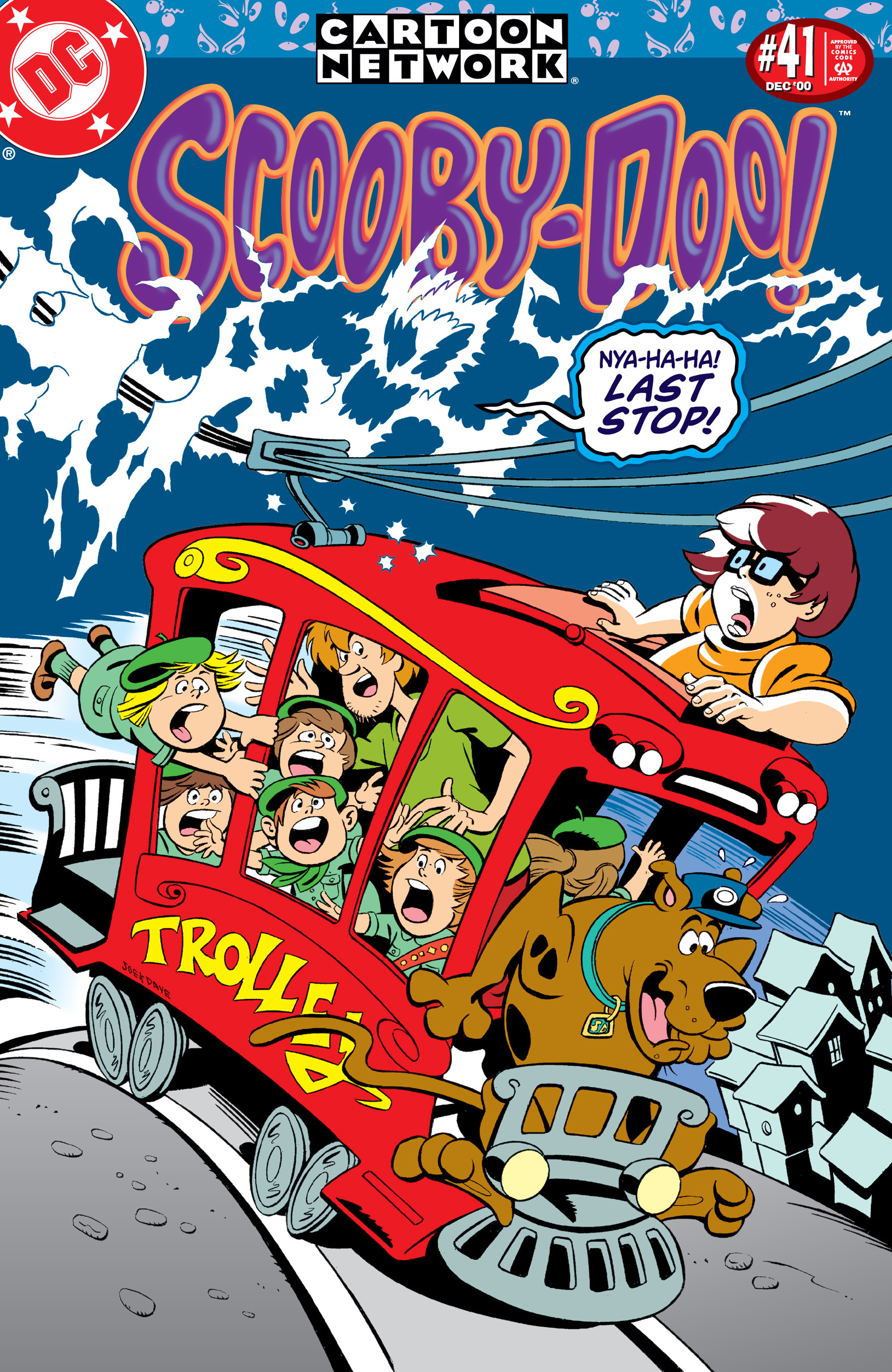 Read online Scooby-Doo (1997) comic -  Issue #41 - 1