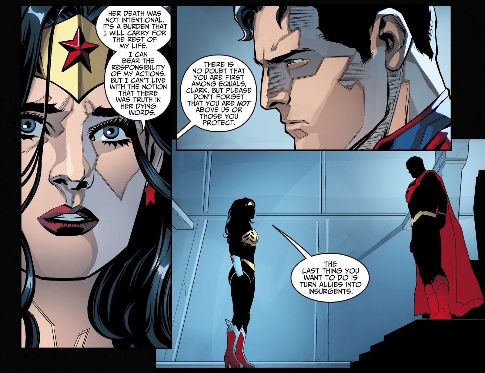 Injustice: Gods Among Us Year Four Issue #1 #2 - English 14