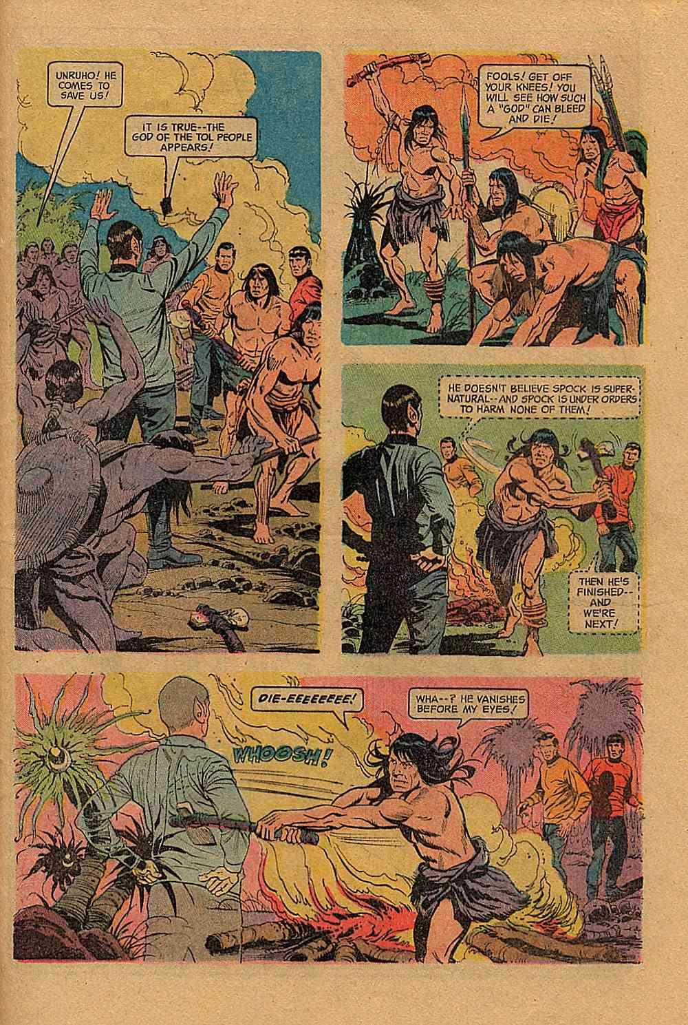 Star Trek (1967) Issue #17 #17 - English 23