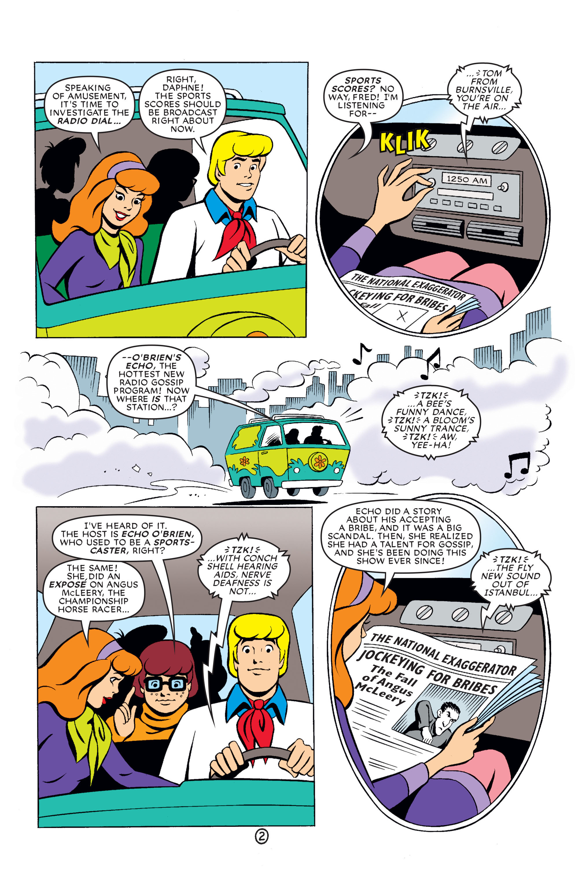 Read online Scooby-Doo (1997) comic -  Issue #65 - 3