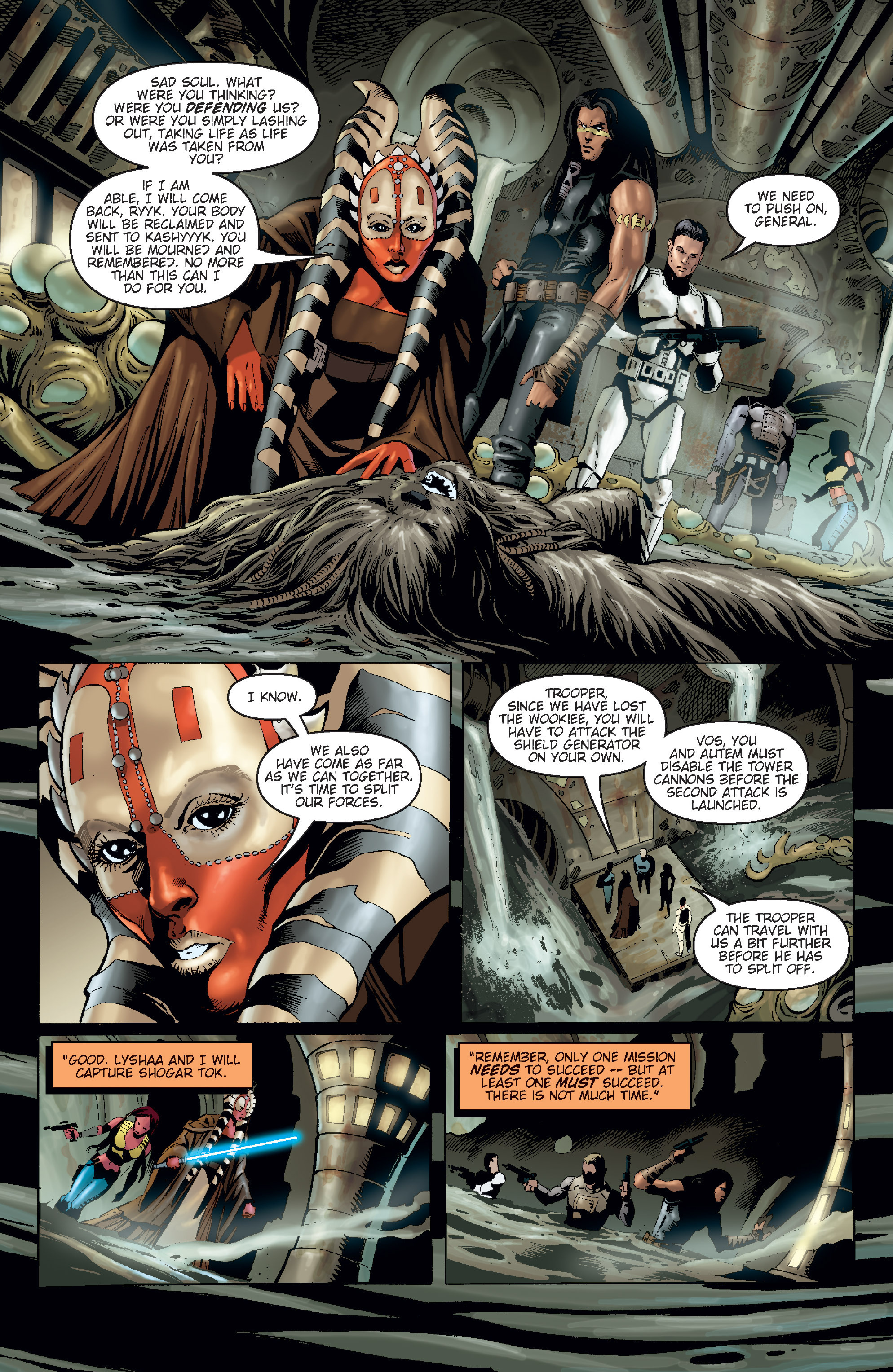 Star Wars Legends Epic Collection: The Clone Wars chap 2 pic 6