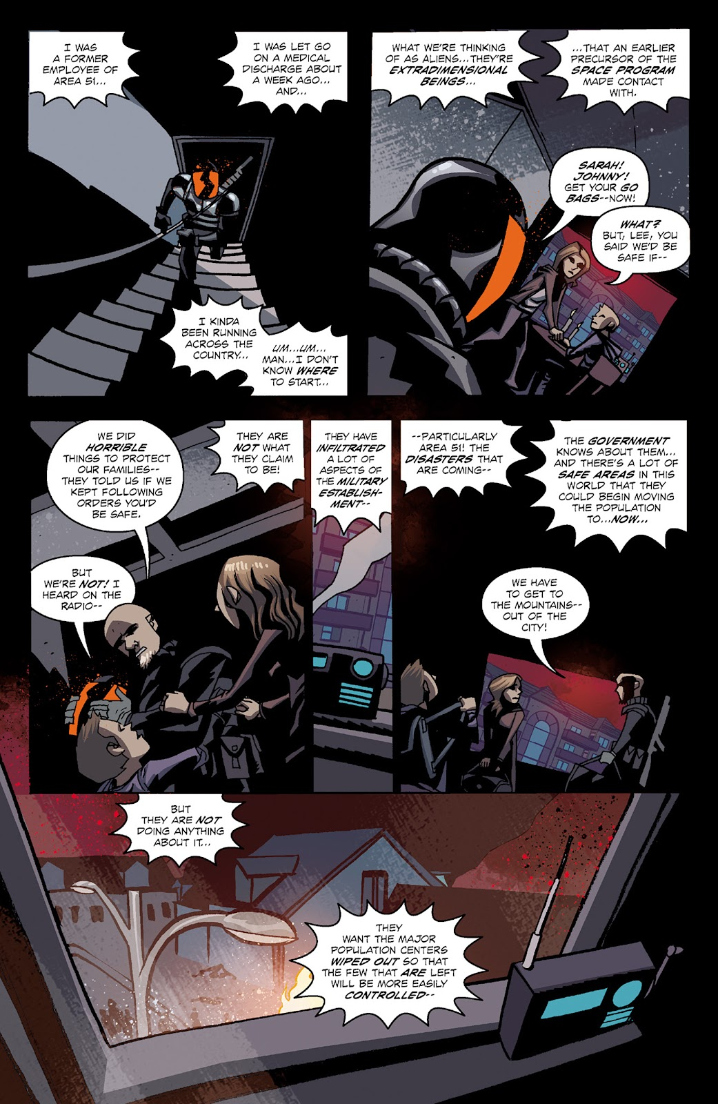 The Victories (2013) Issue #14 Page 3