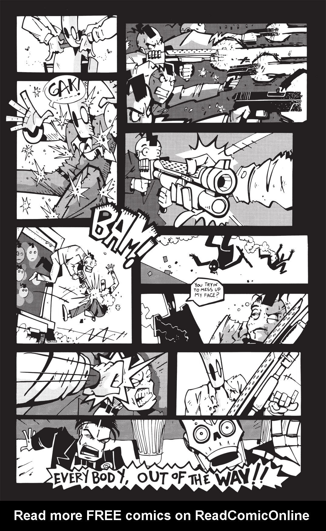 Read online Scud: The Disposable Assassin: The Whole Shebang comic -  Issue # TPB (Part 3) - 86