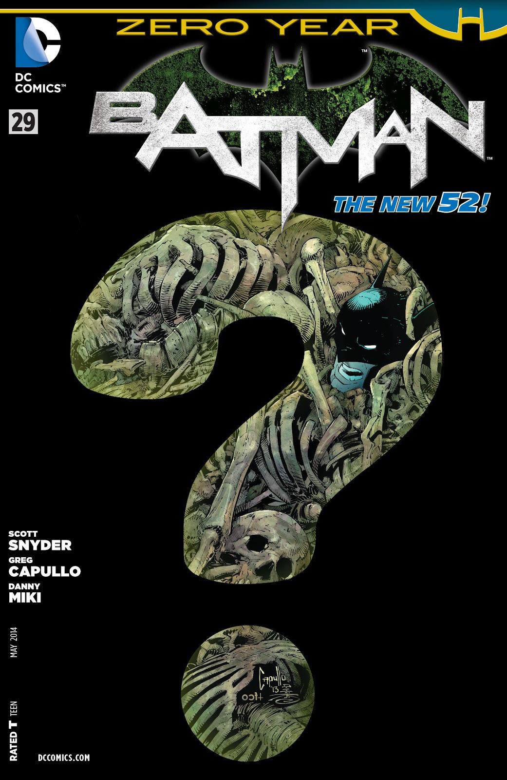 Batman (2011) Issue #29 #48 - English 1