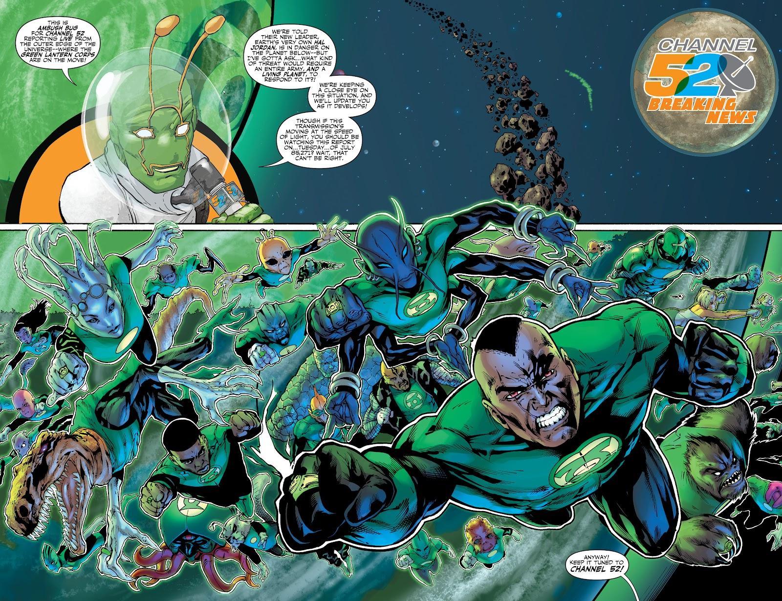 Batman (2011) Issue #26 #45 - English 25