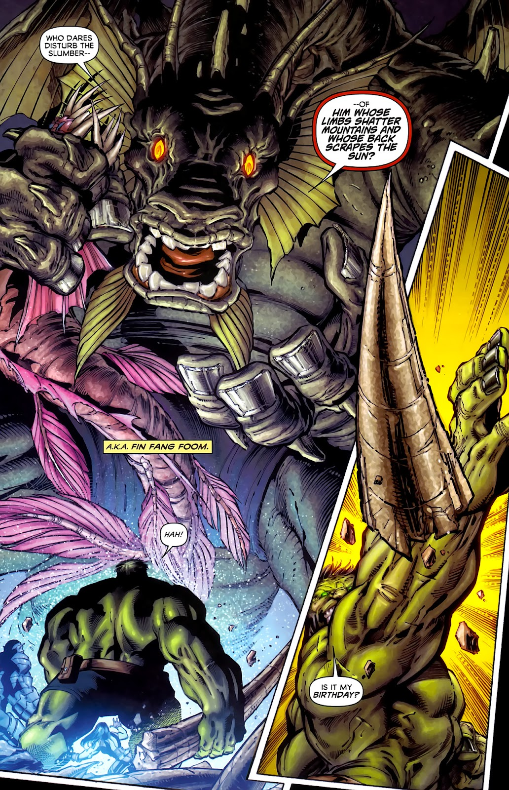 Incredible Hulks (2010) Issue #631 #21 - English 4