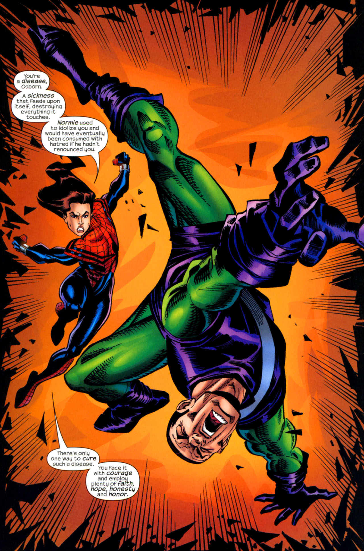 Amazing Spider-Girl #30 #31 - English 24