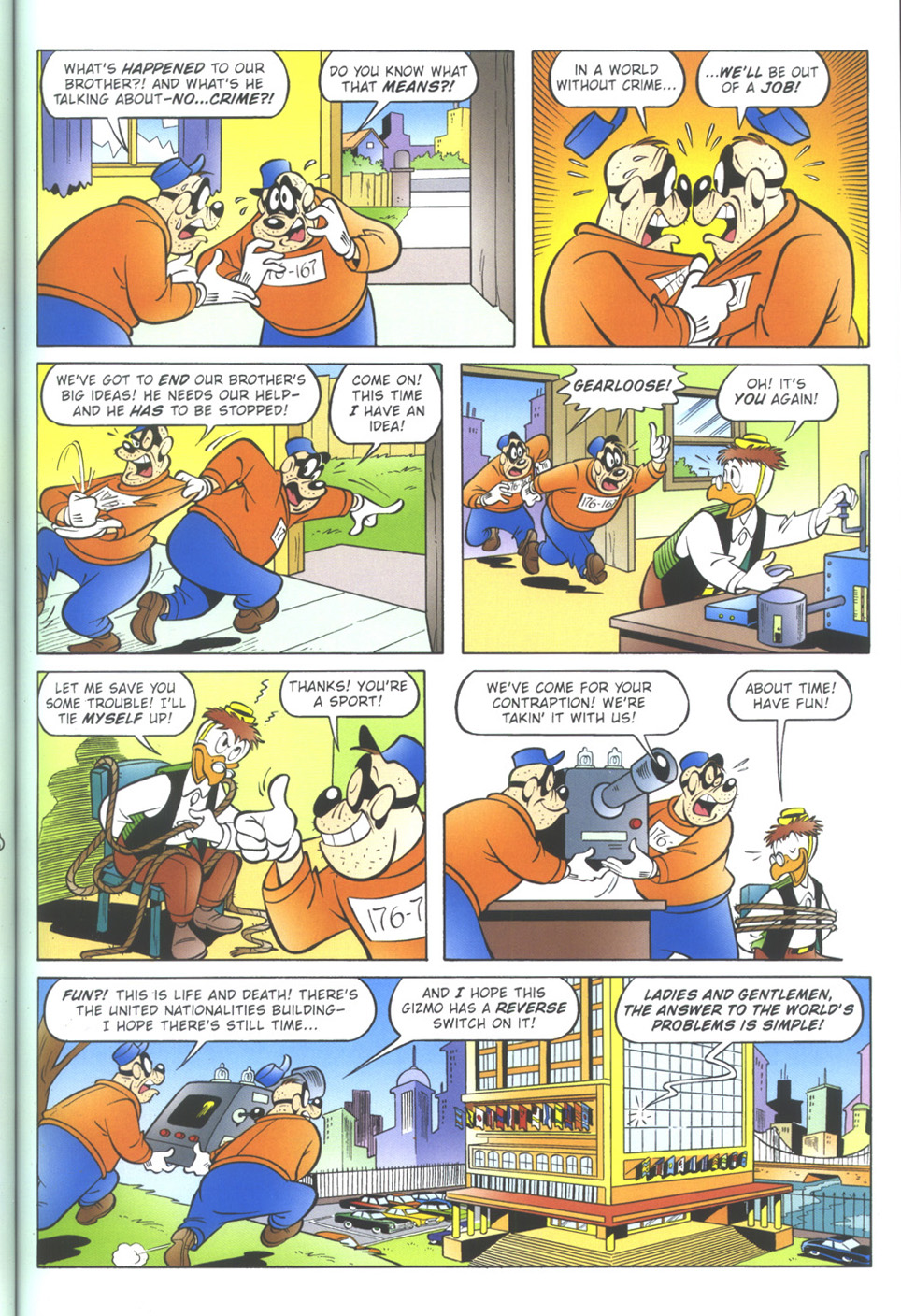 Uncle Scrooge (1953) Issue #340 #340 - English 33