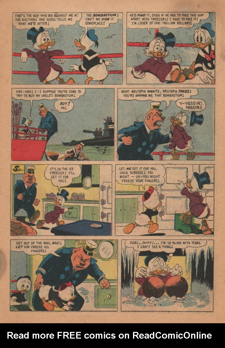 Uncle Scrooge (1953) Issue #17 #17 - English 15
