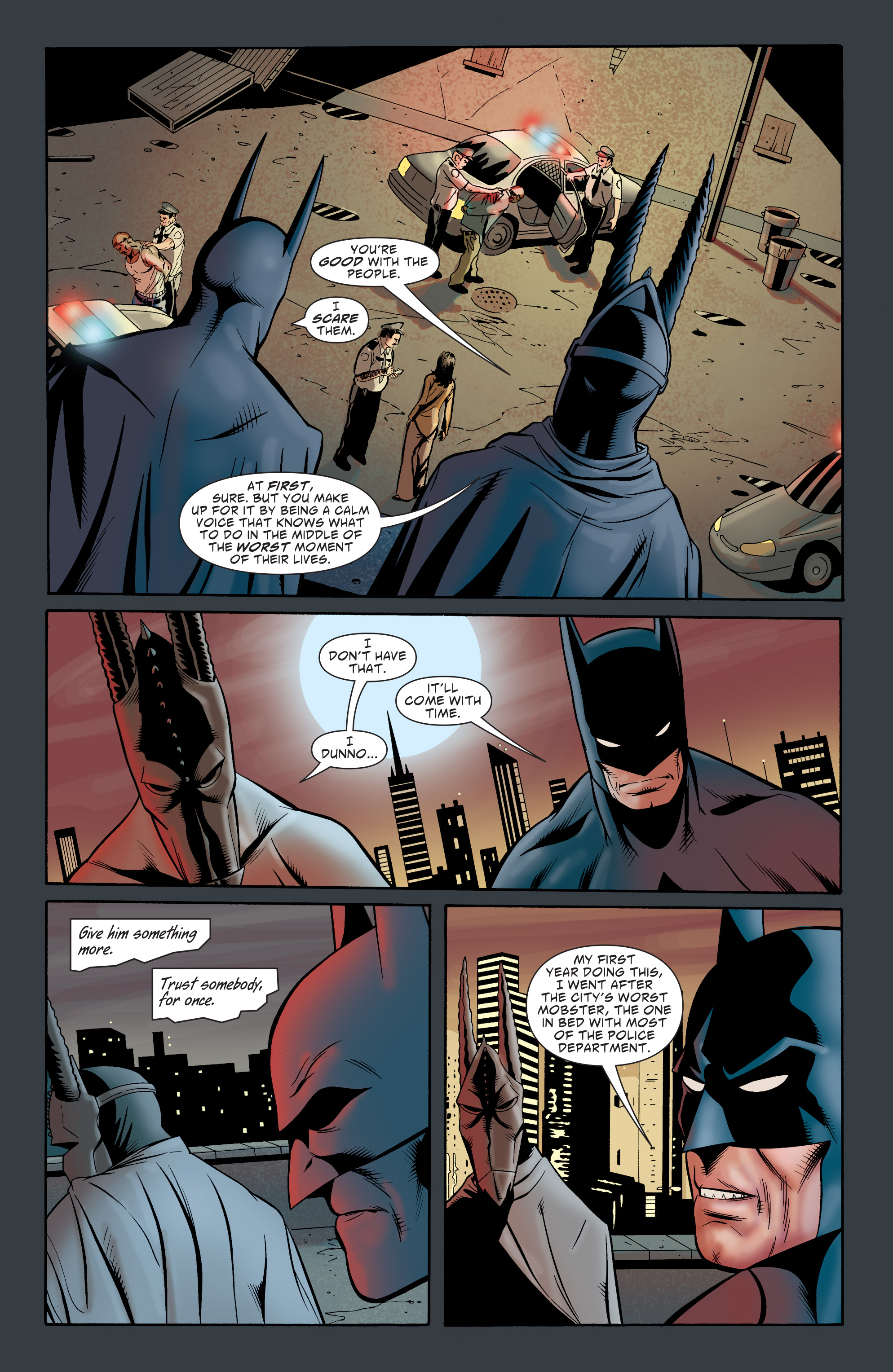 Read online Batman: The Widening Gyre comic -  Issue #6 - 24