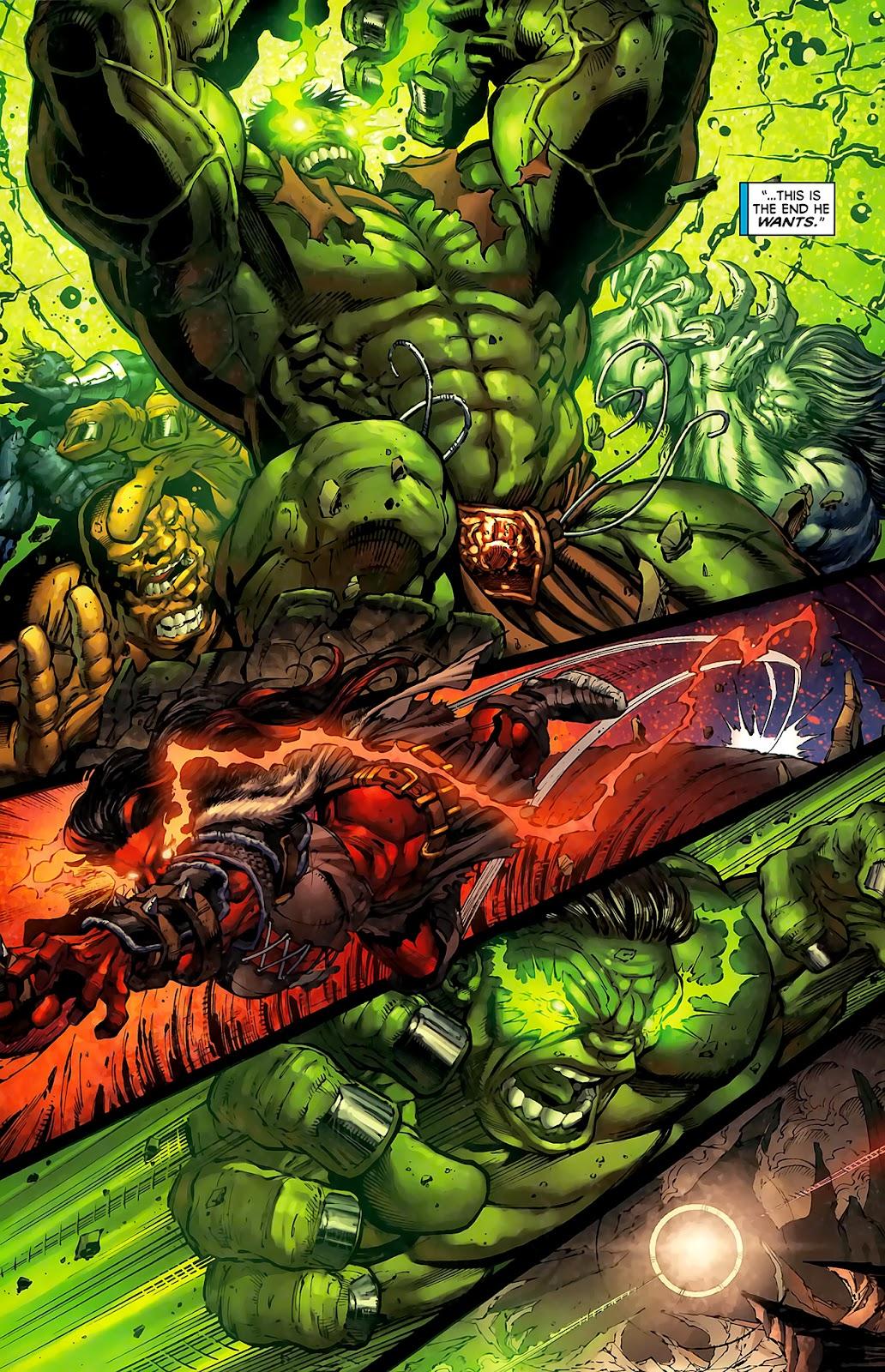 Incredible Hulks (2010) Issue #634 #24 - English 14