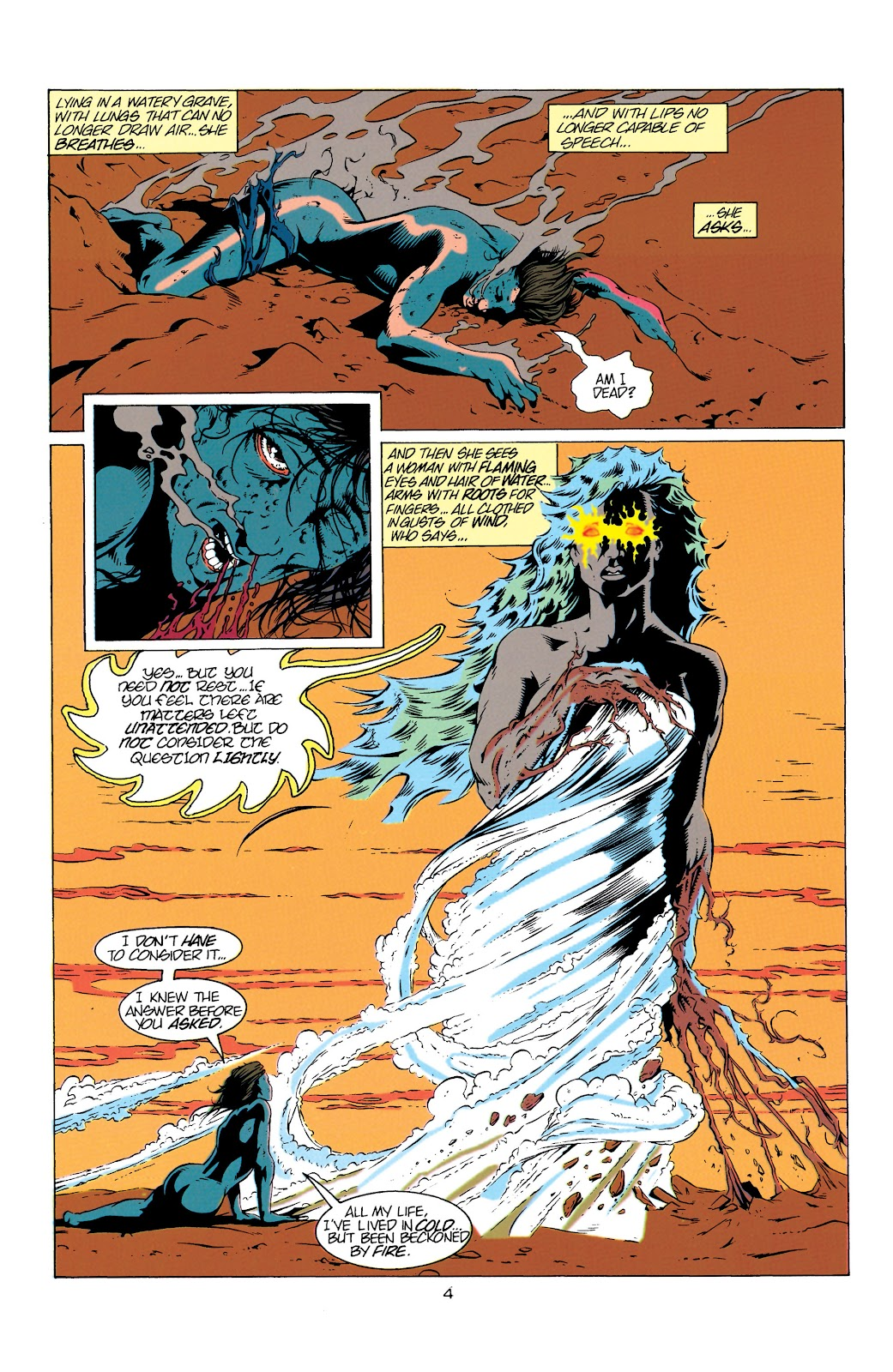 Aquaman (1994) Issue #7 #13 - English 5