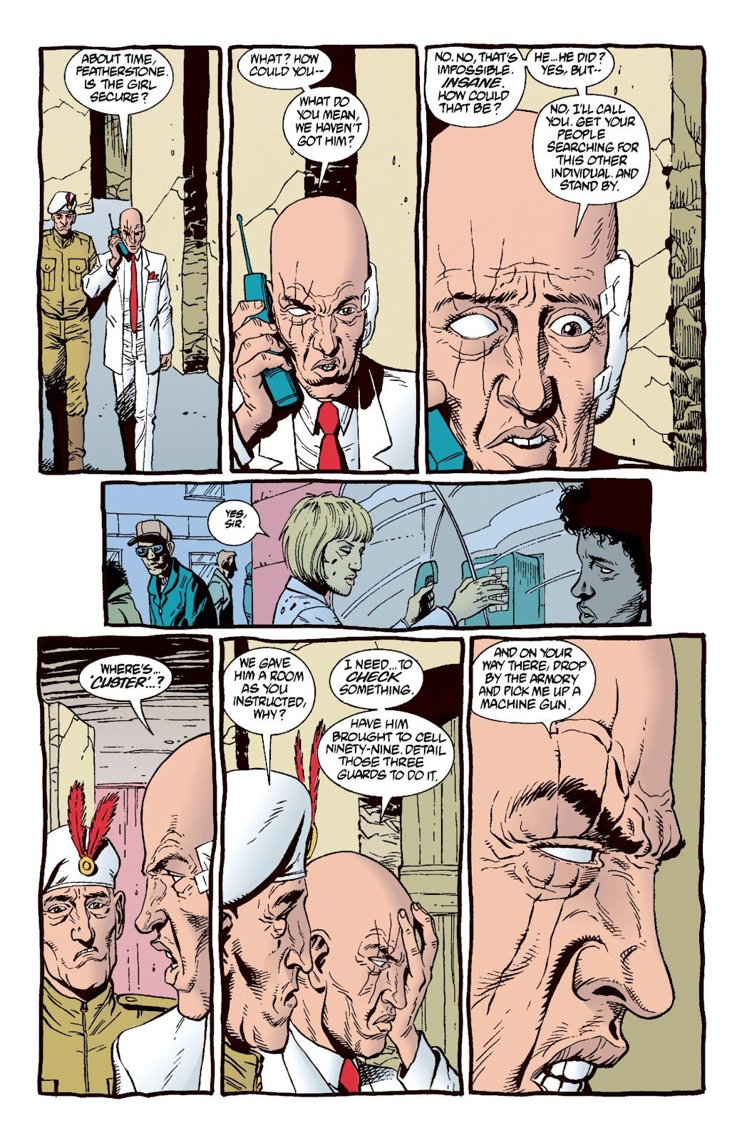 Preacher Issue #17 #26 - English 16