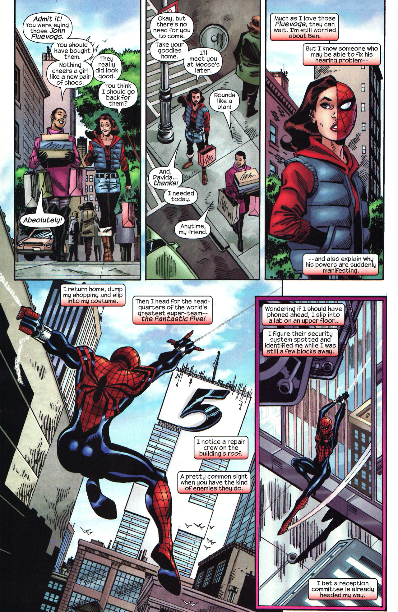 Amazing Spider-Girl #14 #17 - English 12