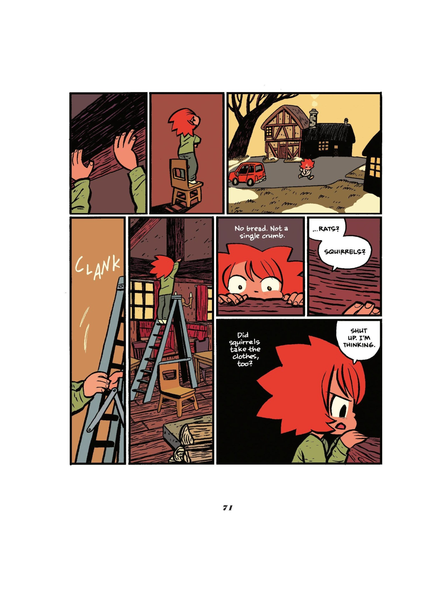 Read online Seconds comic -  Issue # Full - 73