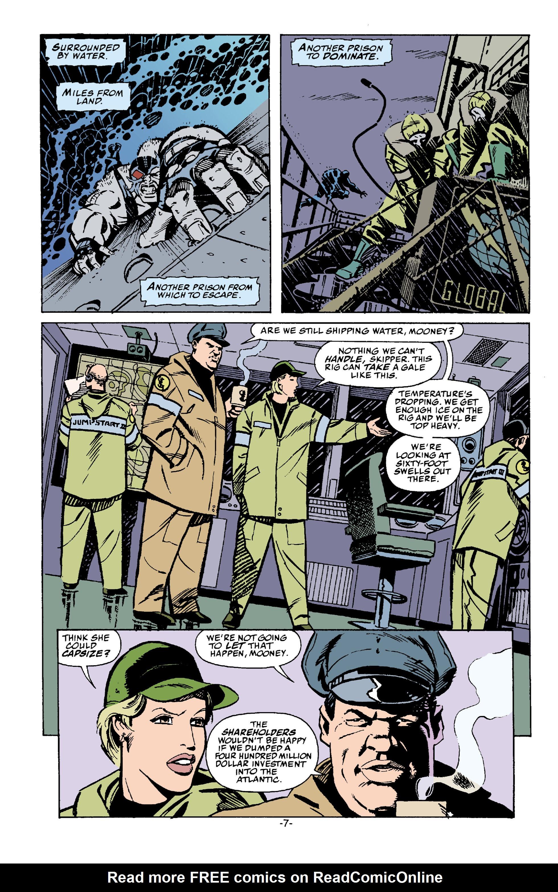 Read online Batman: Bane comic -  Issue # Full - 8