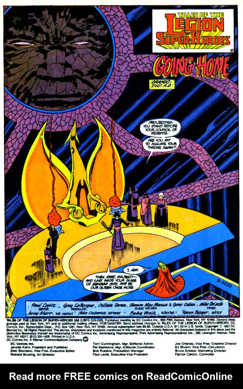 Tales of the Legion Issue #352 #39 - English 2